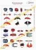 Lamp Set,Plastic Products(FBTZ,CY80,EN125 Series)