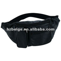 Leather Waist Fanny Pack