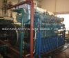 500kW Coal Gas Generator (MAN base engine)