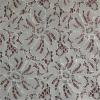 In-Stock White Lace Non Woven Fabric