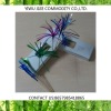 Box package Fruit picks of Drinking straw