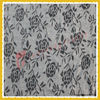 60% rayon 40% poly knitted burnout triditional flower pattern