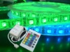 24key IR remote controller for RGB led strip