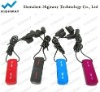New arrival !!! touch waterproof swimming MP3 necklace mp3 player for water sports