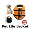 Night Reflective Dog Saver Designer Pet Saver Life Jacket Vest Size M Available