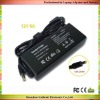 12V 6A 72W Adapter Power For PC LCD Monitor TV