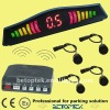 High quality led wireless parking sensor, 433.92 MHz frequency (BW-750B-4)