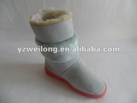 New design winter warm indoor winter boots