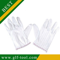 Anti-Static Terylence Gloves for Electronic DIY
