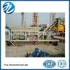 china portable mobile concrete batching plant YHZS50 with wonderful after-sale service