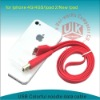 for htc,samsung etc smartphone Noodle usb cable micro usb cable