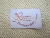 customized high quality garment clothing label