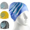 baby girl swim cap national flag swim caps