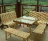 Refreshing bamboo coffee table (Favorite choice for the lover of nature)