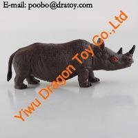 Plush wild aninal toys