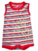 high quality children's 100%cotton fashion tank top