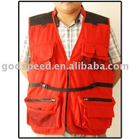 Outdoor Photo vest Gs012