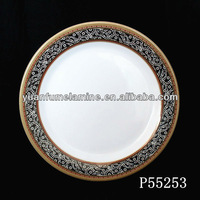 Melamine charger plates