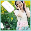 Hot!! Built in amplifier speaker/ mobile phone battery charger/emergency outdoor lights