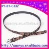 2012 fashion lace belts for women