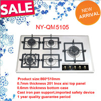 Sales promotion!Kitchen appliance.Hot selling built in gas range