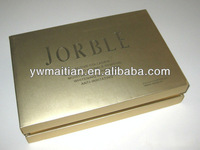 Golden Bottom & Lid Gift Box