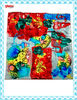 low moq flower print famous brands silk scarves