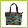 City Name Printing Souvenir Shopping Bag Tour Bag