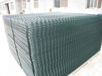 PVC Coated Cheap Welded Wire Mesh(Manufacturers)