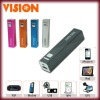 2600mAh hot universal portable power bank for iPhone 4/4S