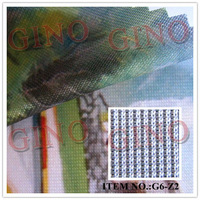 G6-Z2 120GSM knitted shinning flag fabric For Sublimation digital direct printing