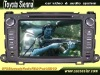 Touch Screen 7 inch Car DVD GPS for Toyota Sienna