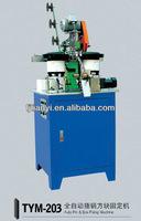 Zipper Machinery Best/Pin Box Fixing Machine