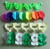 paper craft garland, artificial decorative garland,paper party decoration