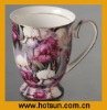 2012 Popular&Elegant Fine Bone China Coffee tea Mugs 2A840