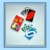 UNO funny game poker