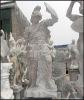 Antique Figure Knight Sculpture (stock)