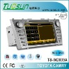 2 din 8 inch car dvd player for Toyota Camry