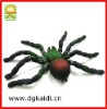 Halloween gift spider soft pvc insect toy