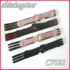 Fashion Colour Matching Stripe Elastic Belt