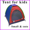 Small cute colorful children teepee tent house