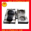 Rubber shoes sole mould