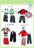 hot sales winter fashion set baby wear