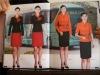 Elegant Airline Uniform design