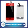 for iphone 4 / 4s red screen + red conversion kit+ red assembly + OEM