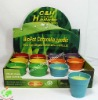 outdoor garden citronella biopot candles