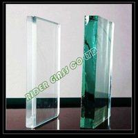 2-19mm CE & ISO9001 Accredited Ultra White Float Glass