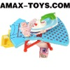 ht-802237 Toys iron set Kids emulational pretend toys electric iron set