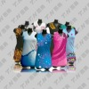2012 new custom netball uniform skirts promotional