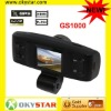 Hotselling GS1000 1.5 inch high-definition LED built-in G-Sensor microphone and speakers CAR DVR